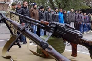 В Україні почався осінній призов - до армії заберуть понад 13 тисяч юнаків