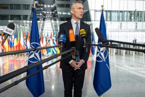 Генсек НАТО закликав Росію вивести свої сили з Абхазії та Південної Осетії