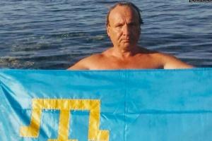 Дисидент Софяник каже, що його дружину не випускають з окупованого Криму