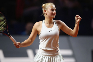 Українка Костюк вийшла до півфіналу турніру ITF в Каїрі