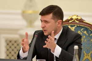 Президент вітає ухвалення законопроєкту щодо реформування СБУ