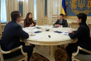 Ukraine to build town for IDPs from Crimea in Kherson region – Zelensky