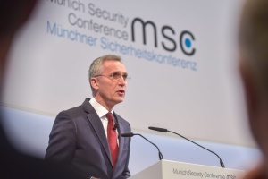 Stoltenberg: Black Sea is of strategic importance for NATO