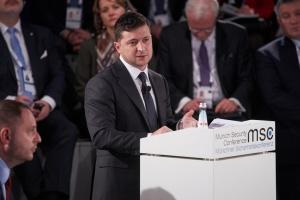 Wystąpienie Zełenskiego na konferencji bezpieczeństwa w Monachium