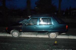 На Львівщині водій під дією наркотиків збив трьох пішоходів на тротуарі