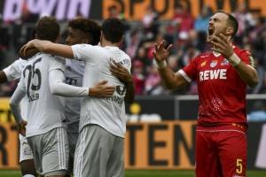 «Баварія» перемогла «Кельн» і знову лідирує в Бундеслізі