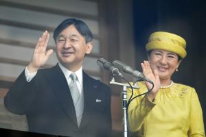Через коронавірус в Японії скасовують привітання імператора з ювілеєм