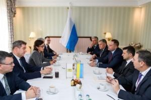 Zelensky invita a las empresas bávaras a invertir en Ucrania