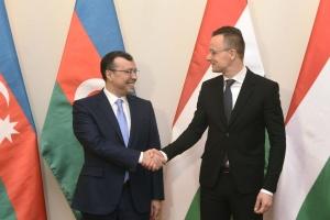 Угорщина може запустити імпорт газу з Азербайджану в 2023 році
