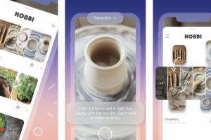 Facebook выпустил приложение в стиле Pinterest