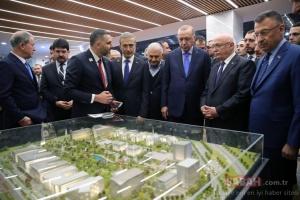 В Стамбуле открыли вторую очередь масштабного технопарка