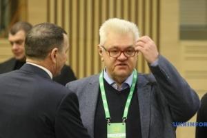 L'Ukraine lance une Plateforme nationale pour la réconciliation et l'unité