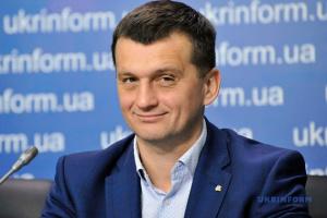 Sergiy Levchuk, jefe de la Agencia Estatal de Deportes