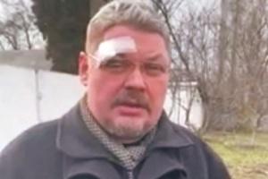 В Черниговской области избили священника ПЦУ