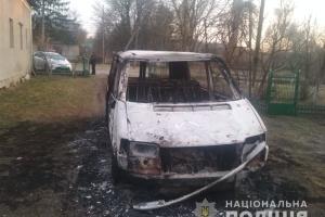 Поджог авто священника ПЦУ: Авакова и Рябошапку просят взять дело под контроль