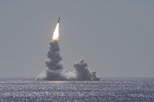 США випробували балістичну ракету Trident II