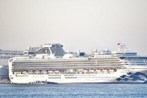 В Японии скончался третий пассажир лайнера Diamond Princess