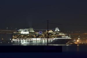 Карантин на Diamond Princess: українці вирішили залишитися на борту лайнера
