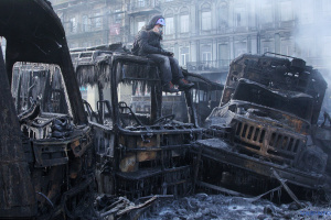 Revolution of Dignity: Shootings on Hrushevsky Street continued all night long seven years ago