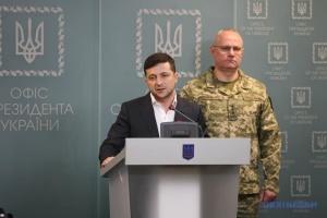 Zelensky: Nuestro Ejército ha dado una respuesta fuerte a la provocación en el Donbás