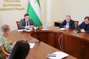 На Чернігівщині визначили базові лікарні для боротьби з коронавірусом