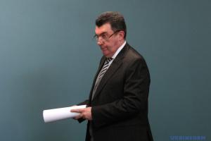 Данілов каже, що вірить в успішність виборів на окупованому Донбасі на 50%