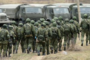 Rusia triplica su potencial militar cerca de las fronteras de Ucrania desde 2014