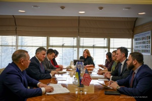 Заступник Помпео: Для США територіальна цілісність України - у пріоритеті