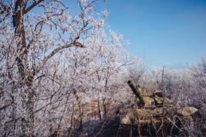 迫撃砲208発、榴弾砲24発、戦車砲撃56発 統一部隊、露占領軍の攻撃の詳細を発表