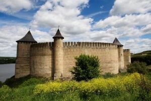 На протиаварійні роботи в Хотинській фортеці виділили 8,5 мільйонів гривень
