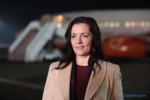 Скалецька запевнила: поки вона буде на карантині, МОЗ без керівництва не залишиться