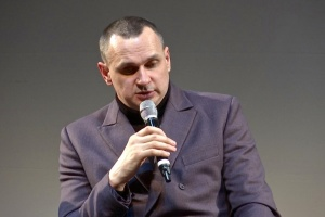 Сенцов презентував у Києві книгу, написану за ґратами