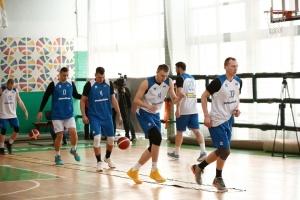 Сборная Украины прибыла в Австрию на первый матч отбора Евробаскета-2021