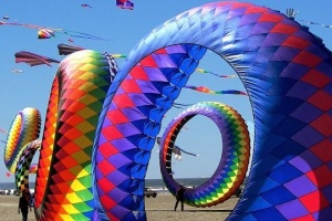 Миколаївський фестиваль повітряних зміїв цьогоріч пройде у трьох областях