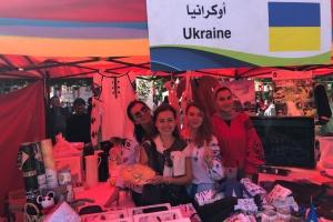 У Кувейті презентували Україну на ярмарку «Kuwait Market»