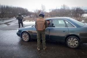 Нацгвардія на Донбасі затримала бойовика
