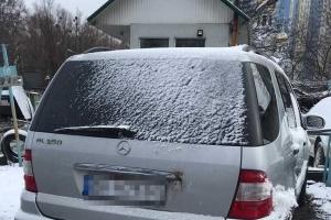 У Києві чоловік вкрав авто за допомогою евакуатора