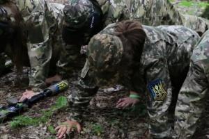 У Києві вшосте зберуть Патріотичний табір військового вишколу для молоді
