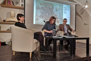 У Празі презентували чеське видання роману Валер'яна Підмогильного «Місто»