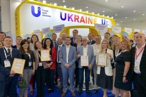 Українську продукцію презентують на найбільшій у світі міжнародній виставці продуктів в Дубаї