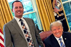 Трамп хоче призначити посла в Німеччині керувати розвідкою США - ЗМІ
