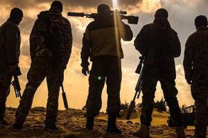Invaders fire 120mm mortars at Ukrainian positions near Novotoshkivske