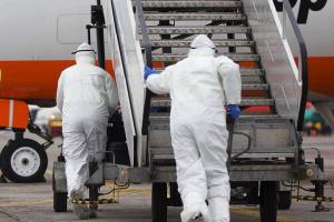 Ministerio del Interior: Evacuados de China serán puestos en cuarentena en la región de Poltava