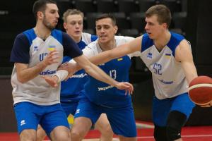 Євробаскет: збірна України визначилася з остаточним складом на матч проти Австрії
