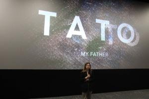 У Мінську показали документальну стрічку «Тато» та вшанували Небесну Сотню