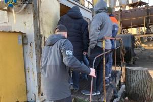 СБУ викрила оборудку підрядників на виконанні ремонту автодоріг у Кривому Розі