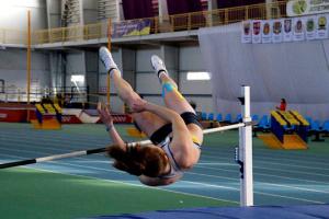У Сумах стартував зимовий чемпіонат України з легкої атлетики