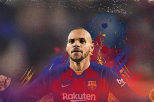 """""""Барселона"""" підписала Брейтвейта, сума відступних — €300 мільйонів"""