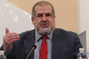 Chubarov: Russia needs Dnieper water to oust Crimean Tatars from peninsula