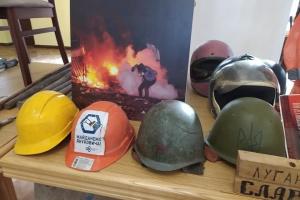 У Києві відкрили виставку артефактів Майдану